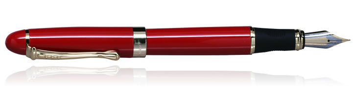 Jinhao X450 Fountain Pens in Red