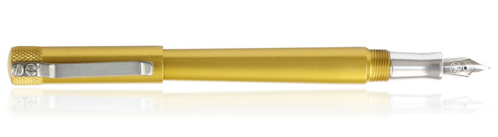 Karas Kustoms Fountain K Fountain Pens in Gold