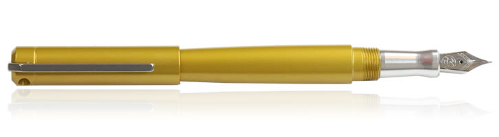 Karas Kustoms Ink Fountain Pens in Gold