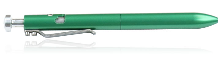 Karas Kustoms Bolt Ballpoint Pens in Green