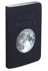 Field Notes Lunacy Memo & Notebooks