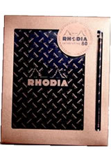 Rhodia 80th Anniversary Gift Set Memo & Notebooks
