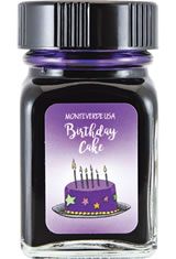 Birthday Cake Monteverde Bottled Ink(30ml) Fountain Pen Ink