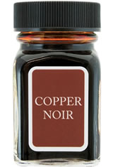 Copper Noir Monteverde Bottled Ink(30ml) Fountain Pen Ink