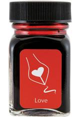 Love Red Monteverde Bottled Ink(30ml) Fountain Pen Ink