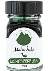 Malachite Monteverde Bottled Ink(30ml) Fountain Pen Ink