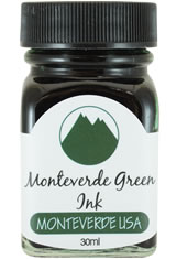 Monteverde Green Monteverde Bottled Ink(30ml) Fountain Pen Ink