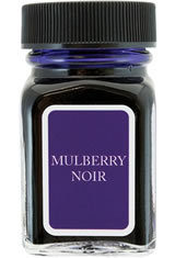 Mulberry Noir Monteverde Bottled Ink(30ml) Fountain Pen Ink