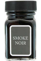Smoke Noir Monteverde Bottled Ink(30ml) Fountain Pen Ink