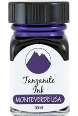 Tanzanite Monteverde Bottled Ink(30ml) Fountain Pen Ink