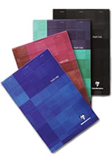 Clairefontaine Classic Top Staple-bound Random Memo & Notebooks