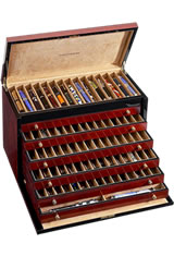 Venlo Trunk Pen Display Cases