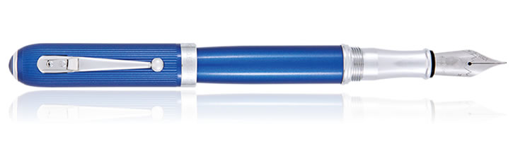 Blue Monteverde Rodeo Drive Fountain Pens