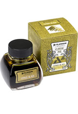 Citrus Black Platinum Classic (60ml) Fountain Pen Ink