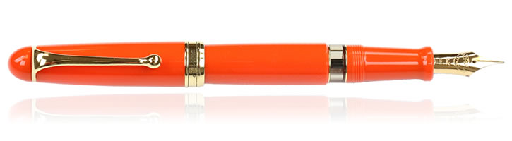 Aurora 88 Anniversary Fountain Pens in Orange