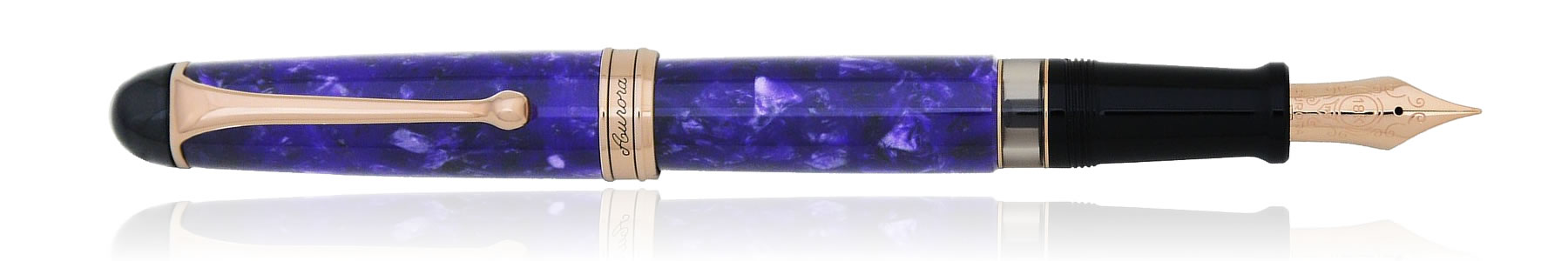 Aurora 88 Nebulosa Fountain Pen