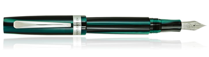 Monteverde Giant Sequoia Fountain Pens in Green