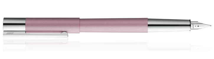 Rose Lamy Scala Fountain Pens