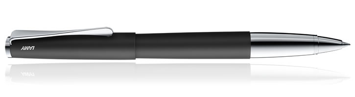 Lamy Studio Rollerball Pens in Black