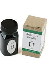 Uranium Green Organics Studio Elements Fountain Pen Ink