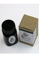 Organics Studio Masters of Writing Fountain Pen Ink in Walt Whitman Dark Green