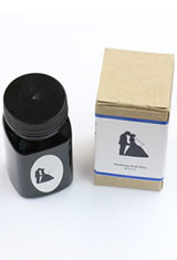 Organics Studio Ernest's Vintage Writing Fluid Fountain Pen Ink in Wedding Bell Blue
