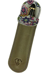 Desert Purple Dee Charles Designs Single Sleeve Pen Carrying Cases