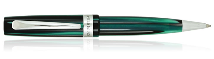 Monteverde Giant Sequoia Ballpoint Pens in Green