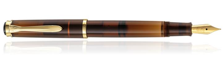 Pelikan M200 Smoky Quartz Fountain Pens