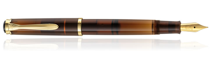 Pelikan M200 Smoky Quartz Fountain Pens