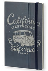 Stifflexible Vintage Surfing Small Memo & Notebooks
