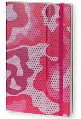 Stifflexible Camouflage Medium Memo & Notebooks
