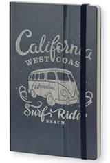 Stifflexible Vintage Surfing Medium Memo & Notebooks