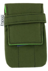 Nock Co Lookout Pen Carrying Cases in Olive Lime