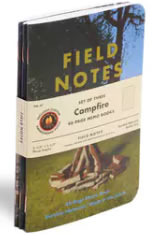 Field Notes Campfire Memo & Notebooks
