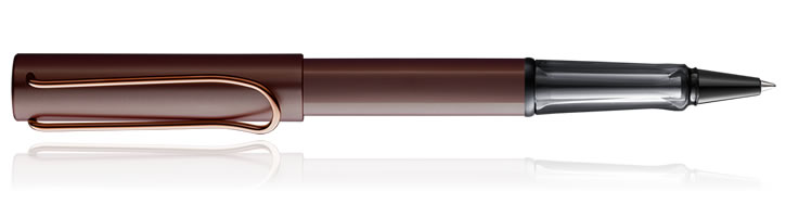 Lamy LX Rollerball Pens in Marron