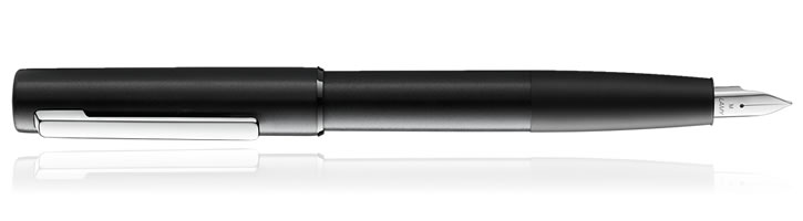 Black Lamy Aion Fountain Pens