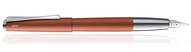 Lamy Studio Special Edition  in Terracotta