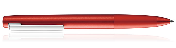 Lamy Aion Ballpoint Pens in Red