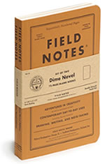 Field Notes Dime Novel Memo & Notebooks
