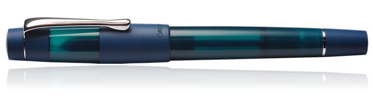 Opus 88 Koloro Fountain Pens in Blue Blue