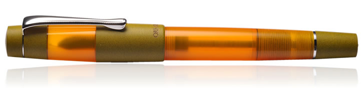 Opus 88 Koloro Fountain Pens in Orange Yellow