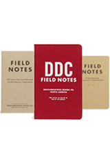 Field Notes Tenth Anniversary Memo & Notebooks