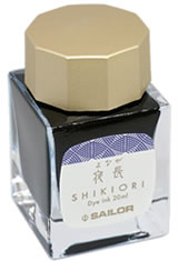 Sailor Shikiori Four Seasons (20ml)  in Shimoyo Frosty Winter Night