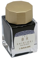 Sailor Shikiori Four Seasons (20ml)  in Yonaga Long Autumn Evening