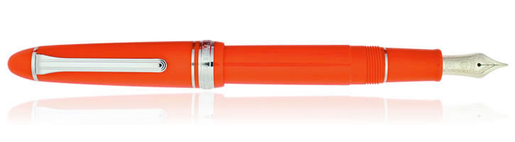 Sailor 1911 Standard Royal Tangerine Fountain Pens