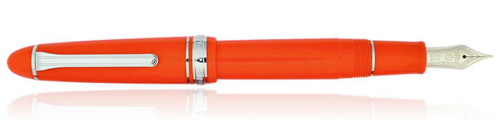 Sailor 1911 Large Royal Tangerine Fountain Pens