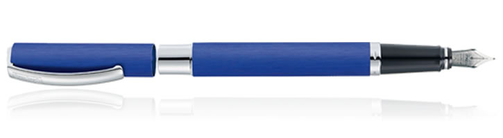 Online Vision Fountain Pens in Blue