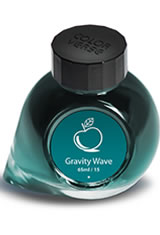 Colorverse Astrophysics(65ml + 15ml) Fountain Pen Ink in Gravity Wave