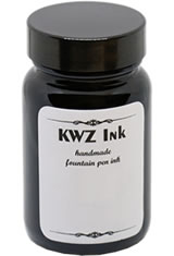 KWZ Standard(60ml) Fountain Pen Ink in Blue Black